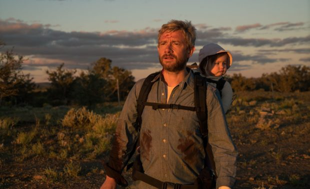 ภาพแรกของ Martin Freeman ในภาพยนตร์เรื่อง Cargo ที่ดัดแปลงมาจากหนังสั้นของออสเตรเลียชื่อดัง