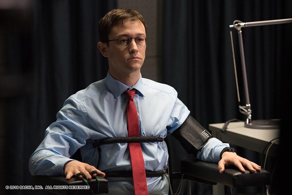 เบื้องหลังงานสร้างกว่าจะมาเป็นภาพยนตร์ Snowden