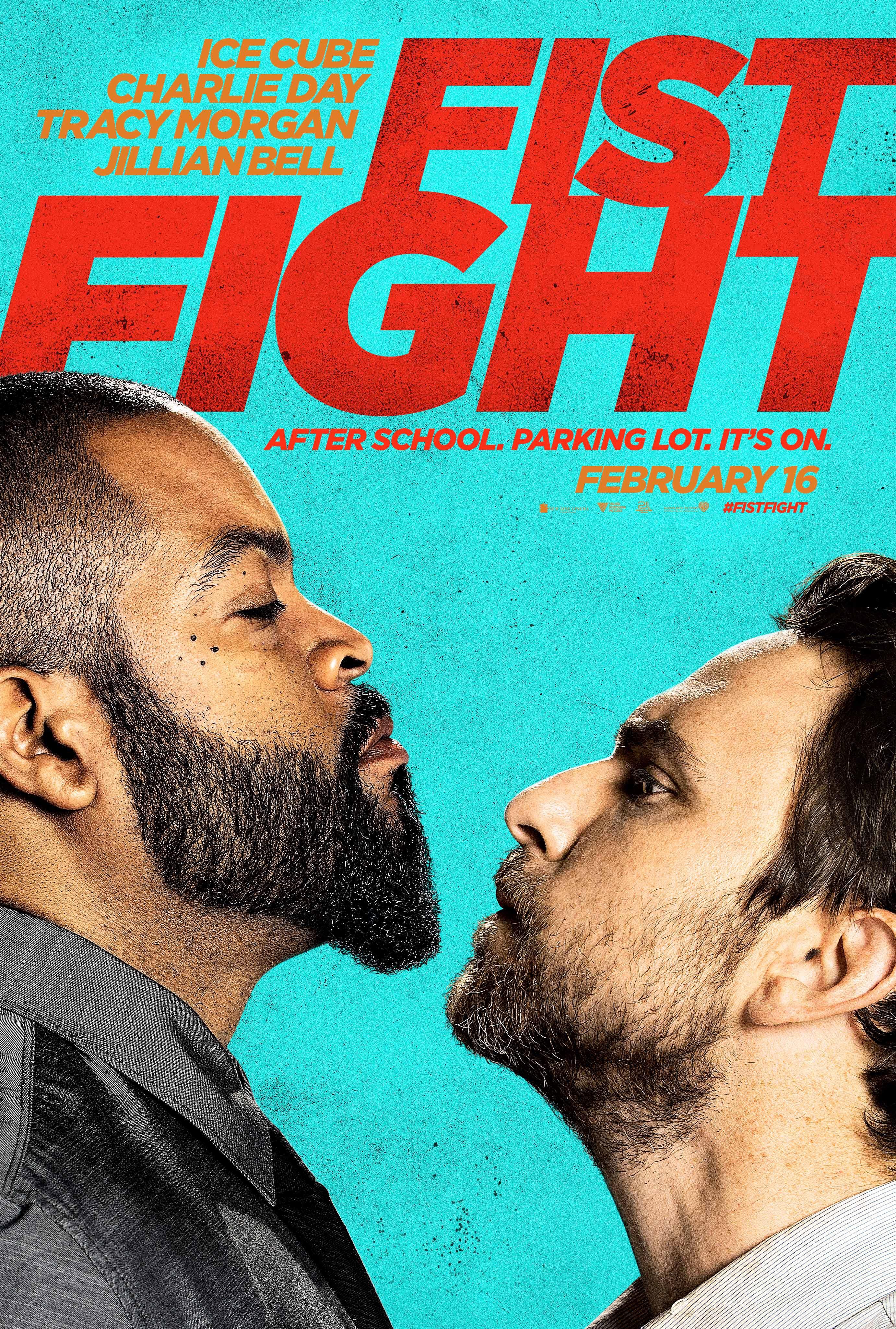 โปสเตอร์และตัวอย่างแรกซับไทย Fist Fight