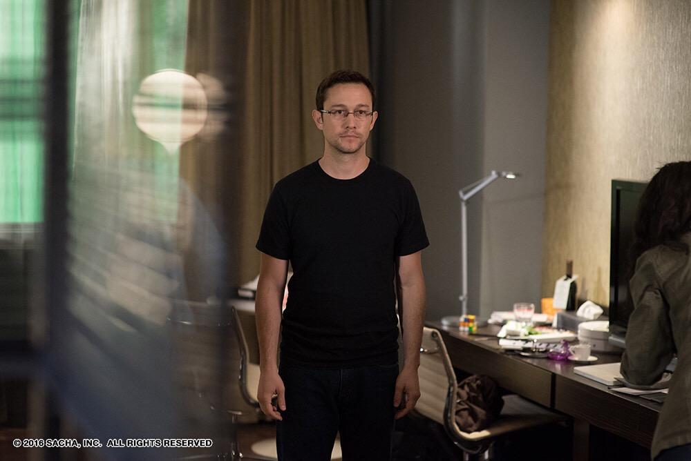 โลกของสโนว์เดนกับประเด็นที่ถ่ายทอดในภาพยนตร์ Snowden