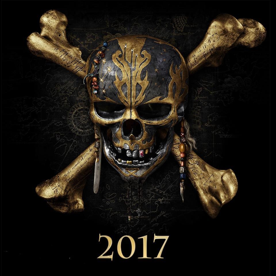 ตัวอย่างแรก Pirates of the Caribbean 5 Dead Men Tell No Tales ออกมาแล้ว