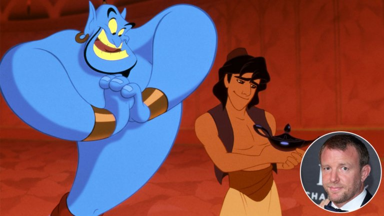 Guy Ritchie จะมากำกับ Aladdin ฉบับคนแสดง