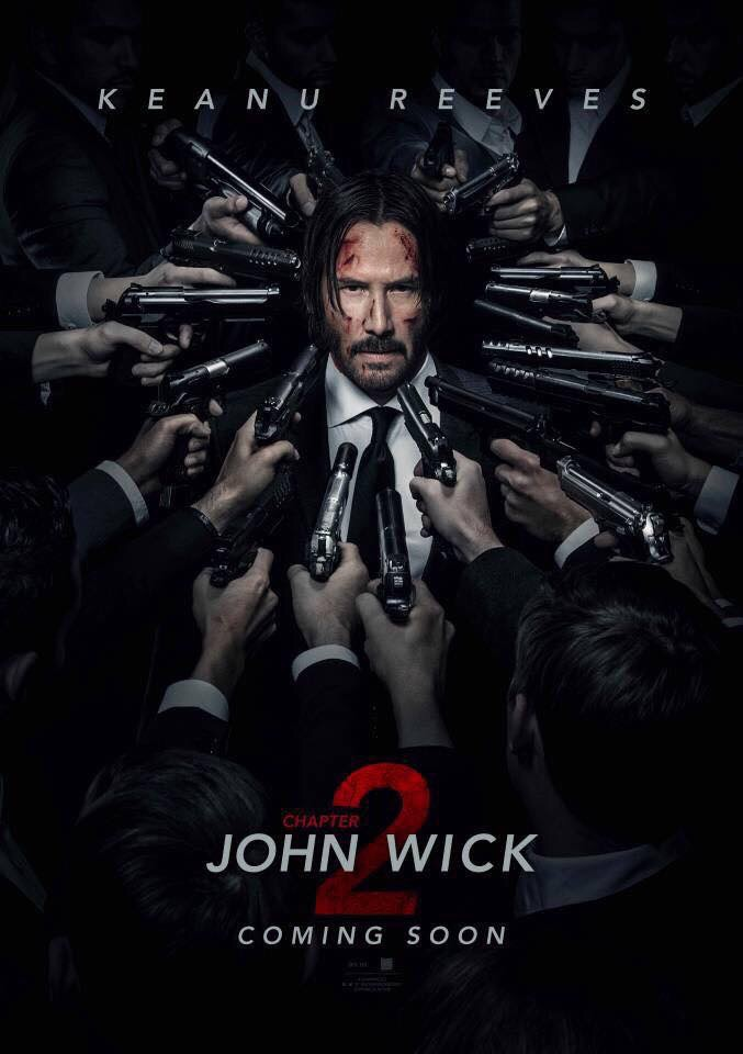 Poster ใหม่ของ John Wick 2
