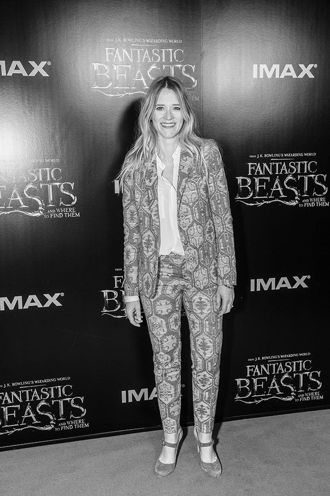 เจ.เค.โรว์ลิ่ง นำทีมร่วมงาน Fantastic Beasts - Global Fan Event with IMAX เหล่าสาวกร่วมงานคับคั่ง