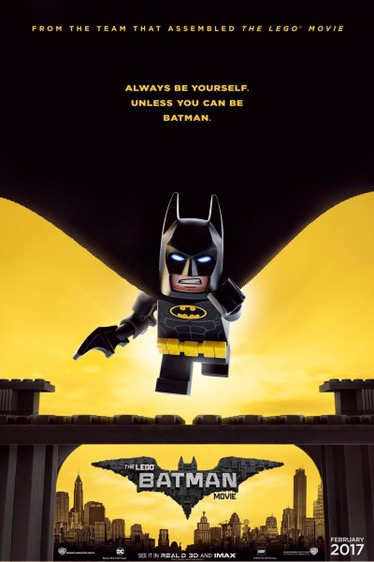 หนัง The  LEGO Ninjago  Movie