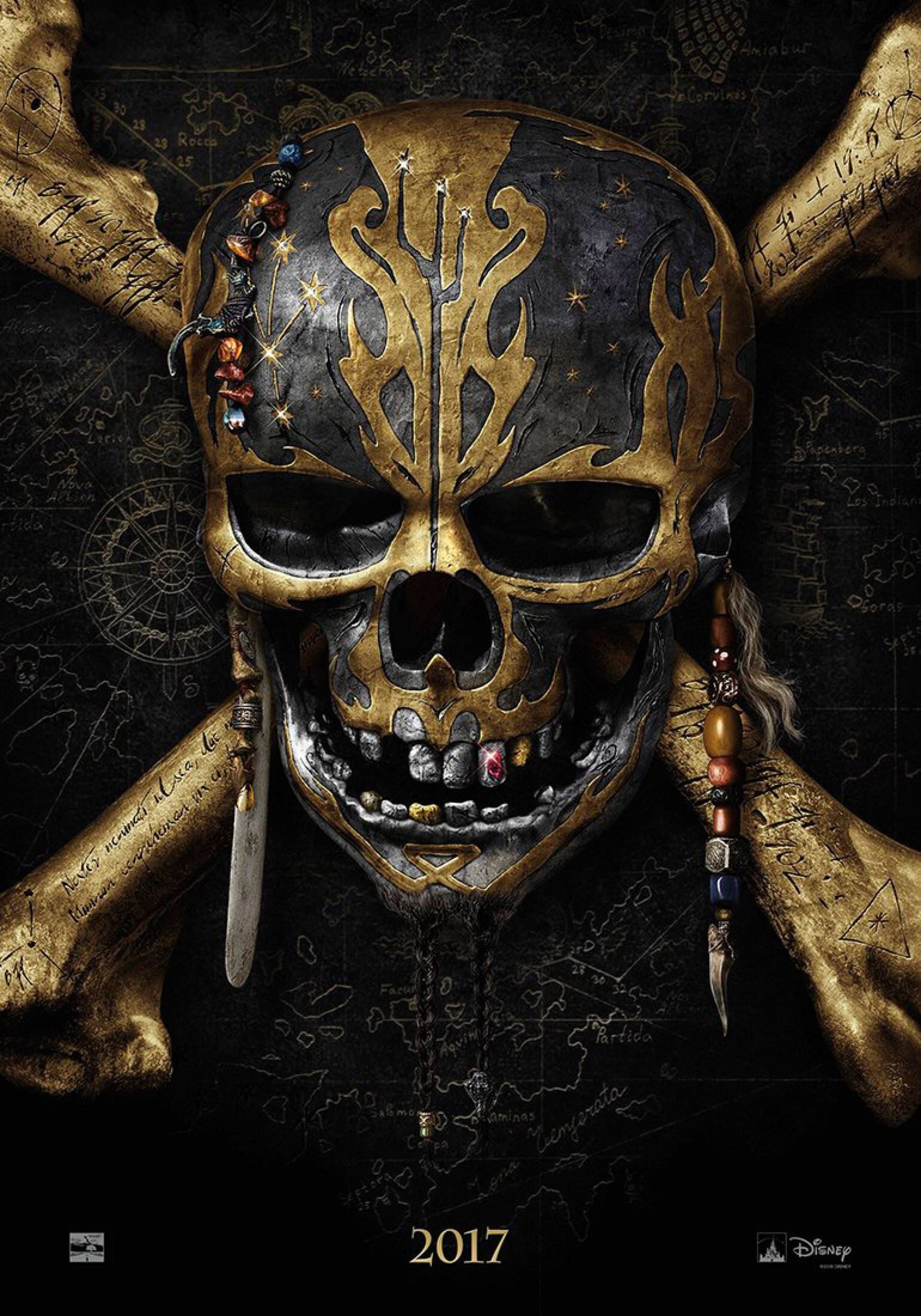 Pirates of the Caribbean 5 Dead Men Tell No Tales