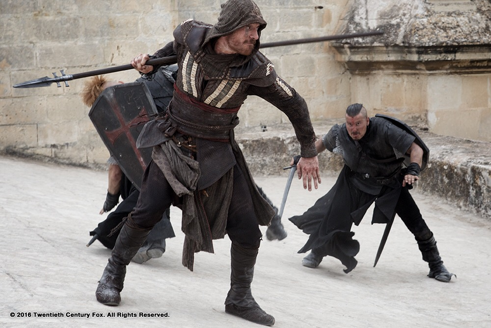 เผยคลิปมาใหม่กับเบื้องหลังโลกของ Assassin's Creedเข้าฉาย 22 ธันวาคมนี้ ในโรงภาพยนตร์