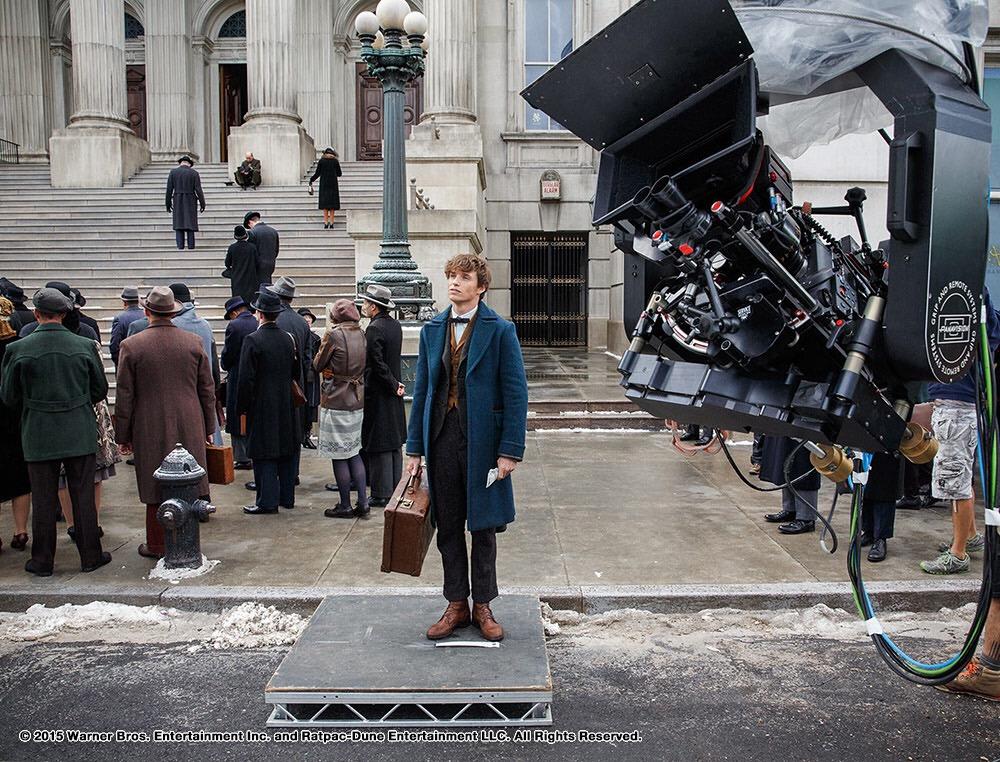 ก่อนจะเป็นแฮร์รี่ พอตเตอร์กับคลิปล่าสุด Fantastic Beasts and Where to Find Themเข้าฉาย 17 พฤศจิกายนนี้ในโรงภาพยนตร์