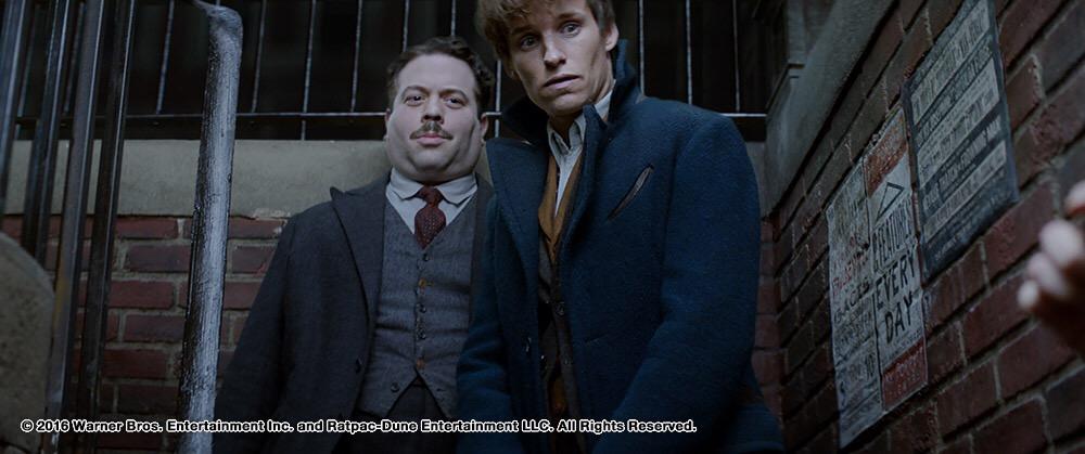 ตัวอย่างล่าสุด Fantastic Beasts and Where to Find Them - สัตว์มหัศจรรย์และถิ่นที่อยู่พร้อมปลุกเวทมนตร์ 17 พฤศจิกายนนี้ในโรงภาพยนตร์