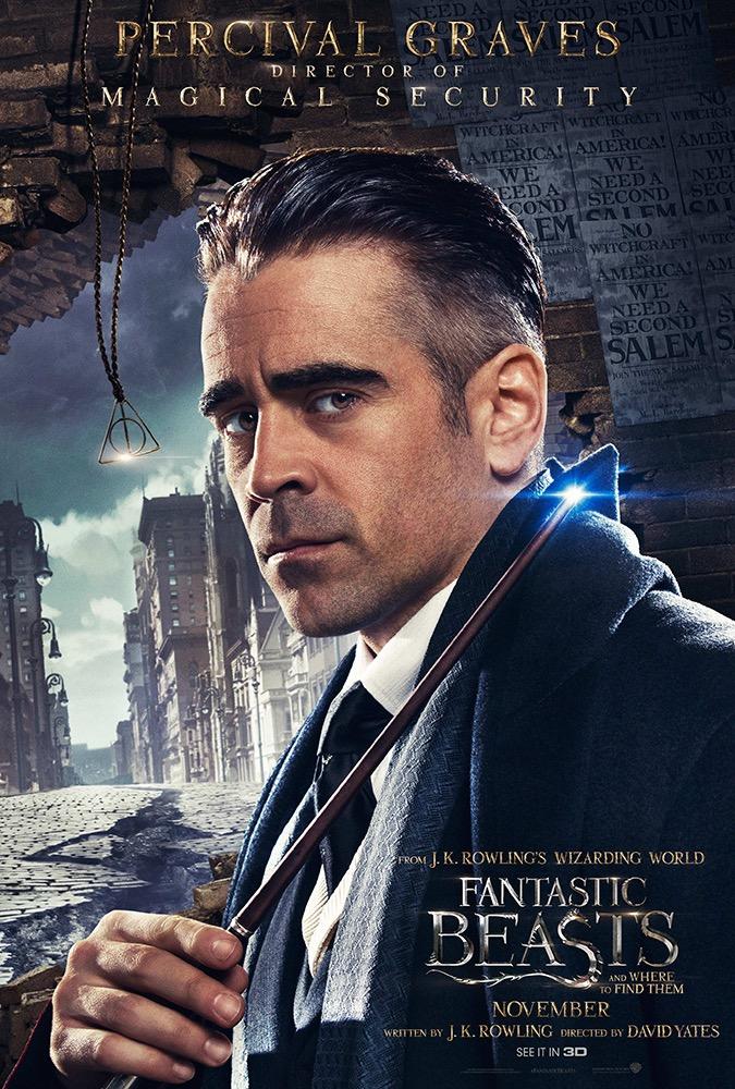 5 คลิปสุดพิเศษจากภาพยนตร์ Fantastic Beasts and Where to Find Them - สัตว์มหัศจรรย์และถิ่นที่อยู่17 พฤศจิกายนนี้ในโรงภาพยนตร์