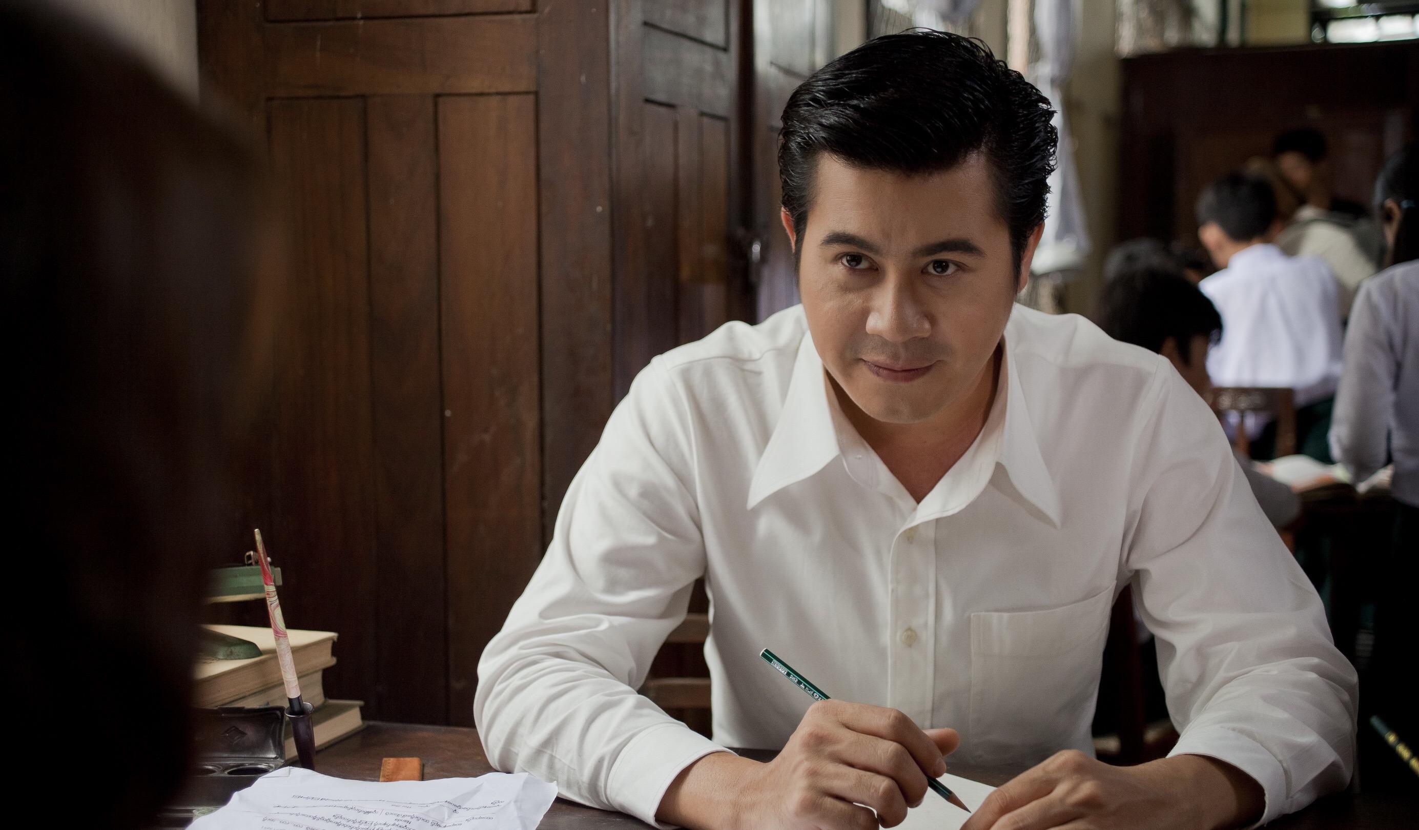 """""""เน โท"""" ปิ๊งรักแรกพบสาว """"วุด มน ชเว ยี""""สร้างตำนานรักสองดิ นแดนในภาพยนตร์ """"ถึงคน..ไม่คิ ดถึง From Bangkok To Mandalay"""""""