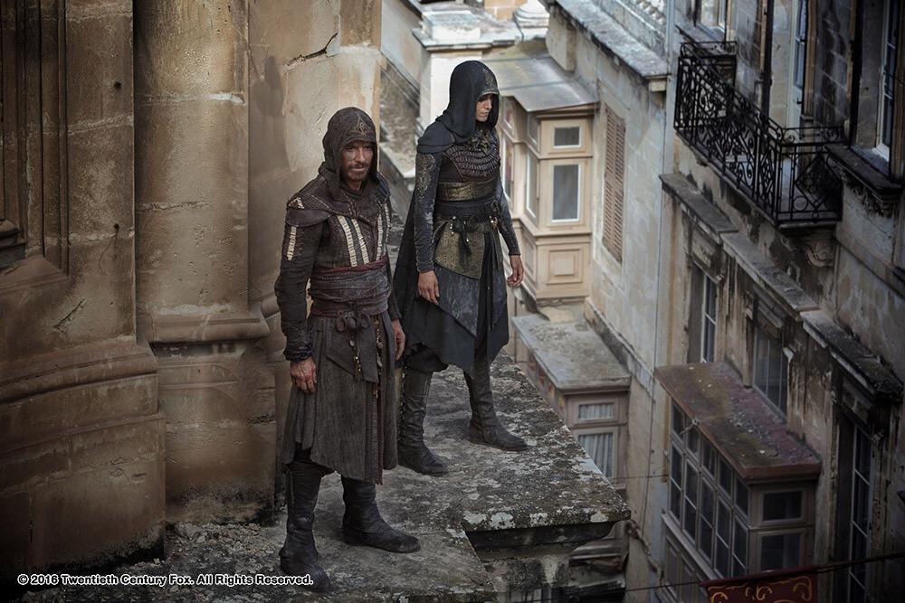 พบกับเรื่องราวแอซแซสซินและพวกเทมพลาร์ ในคลิปมาใหม่ Assassin's Creed22 ธันวาคมนี้ในโรงภาพยนตร์