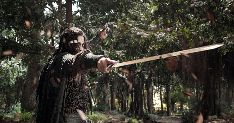 """ผงาดภาพชุดใหม่งามจับตา สมศักดิ์ศรีอลังการแอคชั่นฉีเคอะ ใน """"Sword Master ดาบปราบเทวดา"""""""