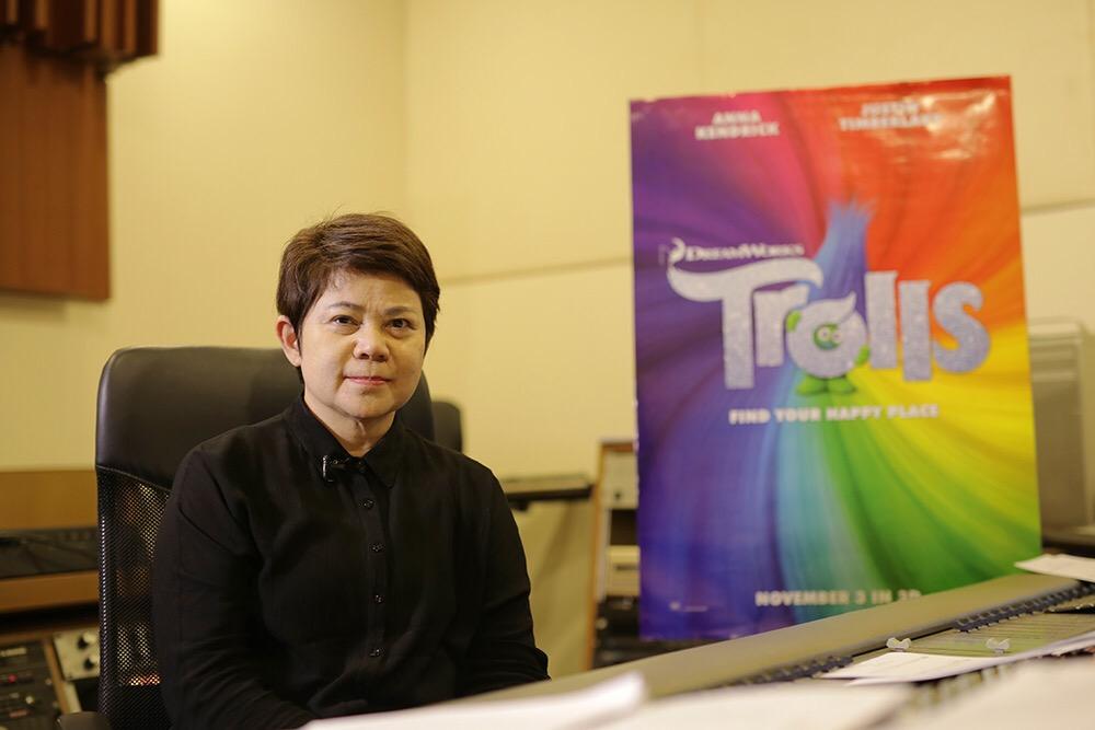 เบื้องหลังการพากย์เสียงและทำเพลงประกอบภาพยนตร์ Trolls เวอร์ชั่นภาษาไทย