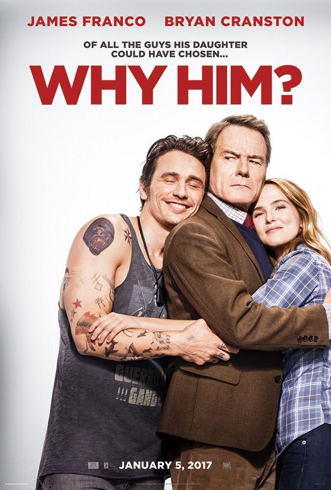 ทำความรู้จักกับ Laird Mayhew นักพัฒนาเกม #ApeAssassins รับบทโดย James Francoในภาพยนตร์เรื่อง WhyHim? เข้าฉาย 5 มกราคม 2017 ในโรงภาพยนตร์