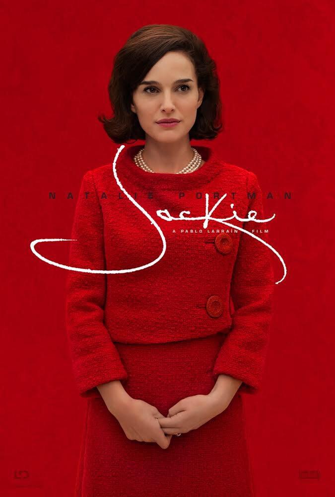 """นาตาลี พอร์ตแมน โชว์การแสดงทรงพลัง ใน """"JACKIE """"สู่เต็งหนึ่งนักแสดงนำฝ่ายหญิงบนเวทีออสการ์"""