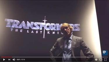 รอชมตัวอย่างแรกจาก Transformers: The Last Knight 16 ธันวาคม นี้