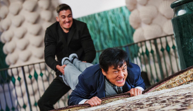 """คุยกับ """"เฉินหลง"""" แอ็คชั่นสตาร์ตลอดกาล กับการกลับมาอลังการฟัดข้ามโลกใน Kung Fu Yoga"""