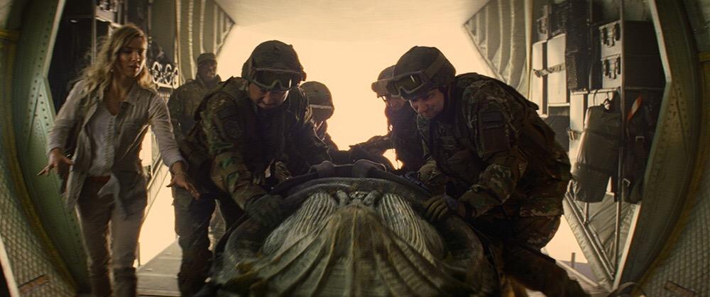 ภาพมาใหม่ของ The Mummy