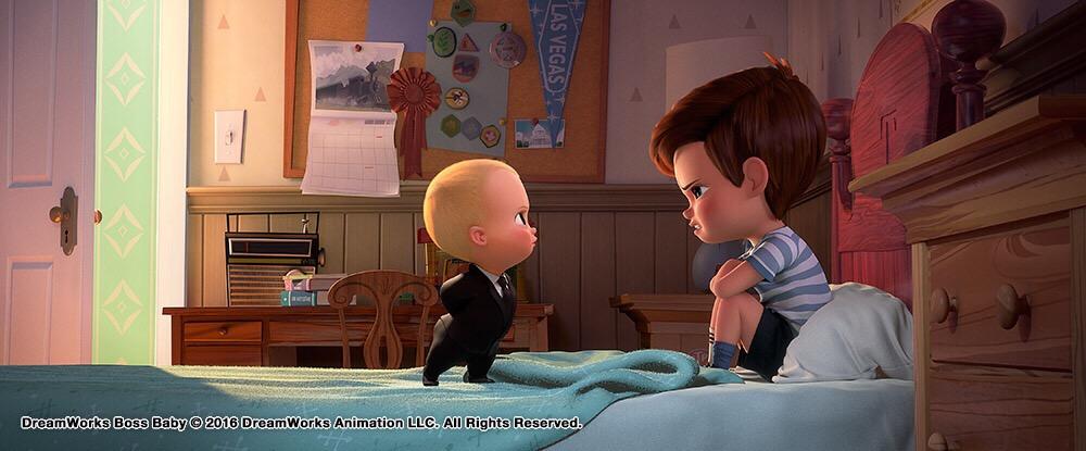 พบกับเบบี๋ธรรมดาที่ไม่ธรรมดาในตัวอย่าง The Boss Baby พร้อมฉาย 30 มีนาคม 2017 ในโรงภาพยนตร์