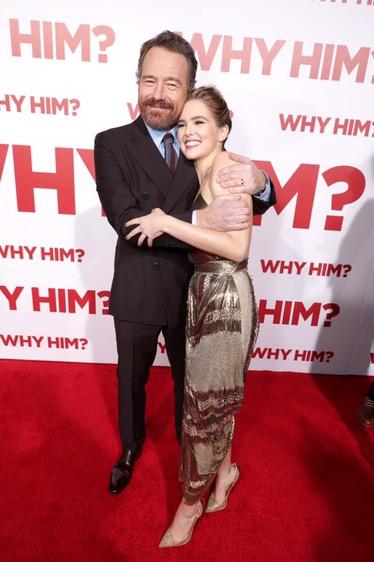 เจมส์ ฟรังโก นำทีมเหล่านักแสดง ร่วมงานพรีเมียร์ภาพยนตร์เรื่อง Why Him? ที่ ลอสแอนเจลิส