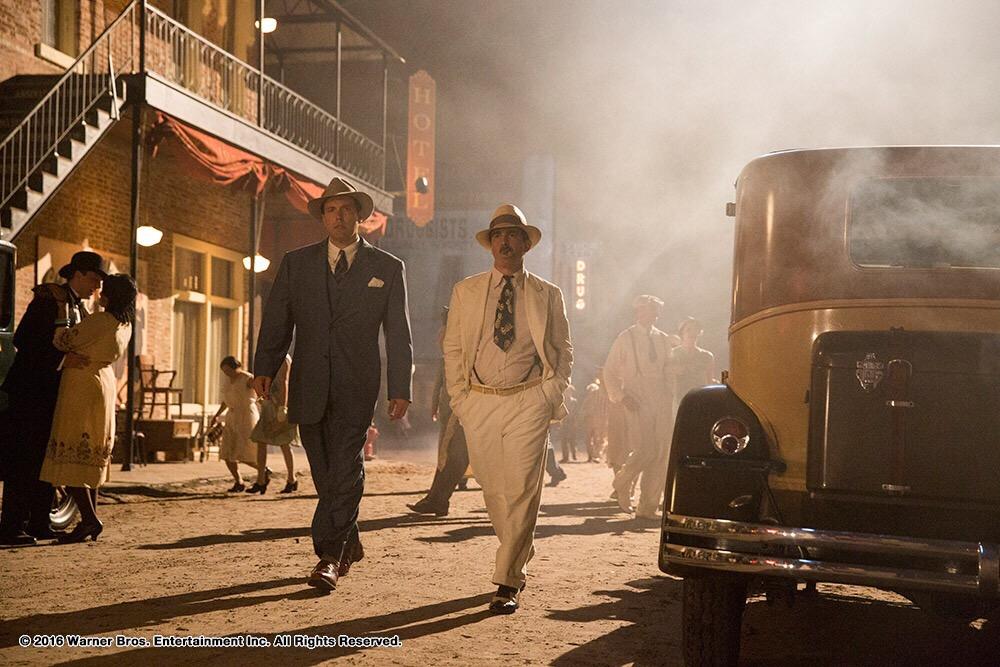 จัดเต็มภาพจากหนัง Live By Night - ลีฟ บาย ไนท์ เข้าฉาย 12 มกราคมนี้ในโรงภาพยนตร์