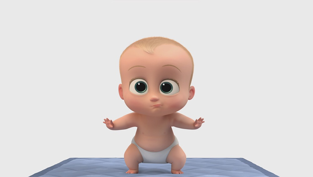 ความเกรียนในการเปลี่ยนผ้าอ้อมในคลิปมาใหม่ The Boss Babyพร้อมฉาย 30 มีนาคม 2017 ในโรงภาพยนตร์