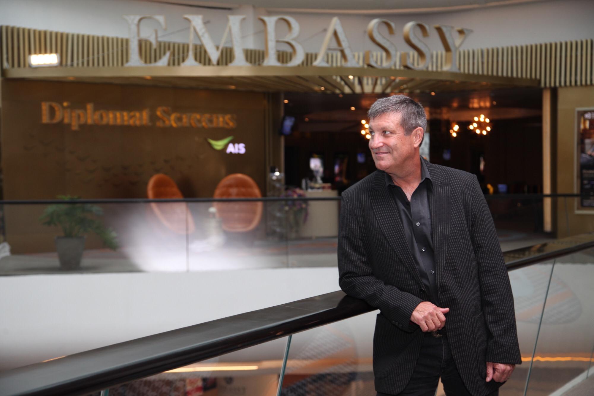 โรงภาพยนตร์ เอ็มบาสซี ดิโพลแมท สกรีน ก้าวสู่ปีที่ 3 แห่งความสำเร็จ