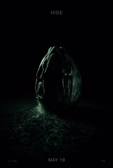 โปสเตอร์ล่าสุด Alien: Covenant พร้อมฉาย 18 พฤษภาคม 2017