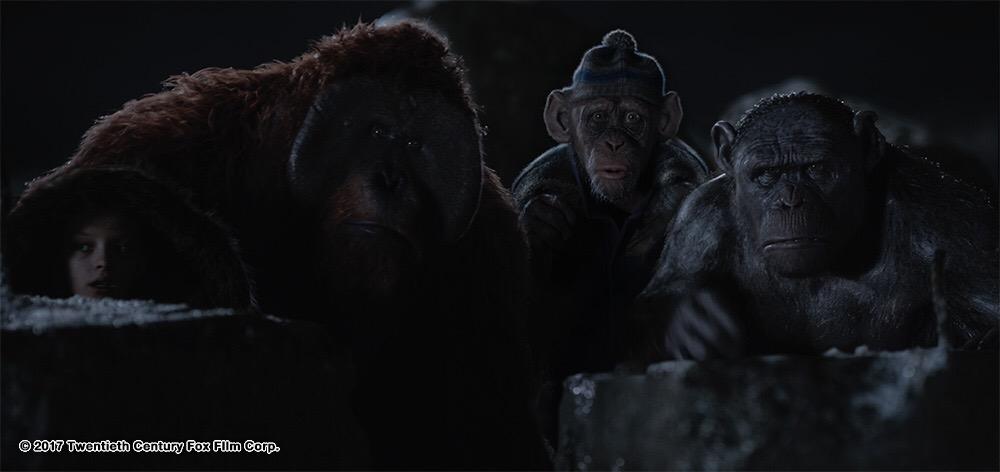 วานรเลว และมัวริส คุยอะไรกัน?ในคลิปซับไทยล่าสุดจาก War For The Planet Of The Apes